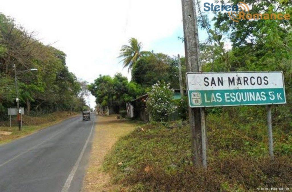 San Marcos Carazo Nicaragua