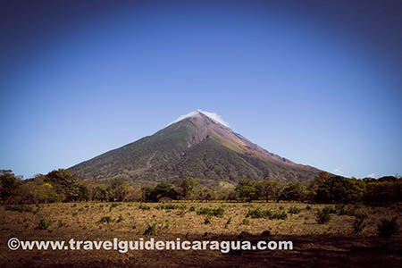 Volcan concepcion Ometepe isla (1)