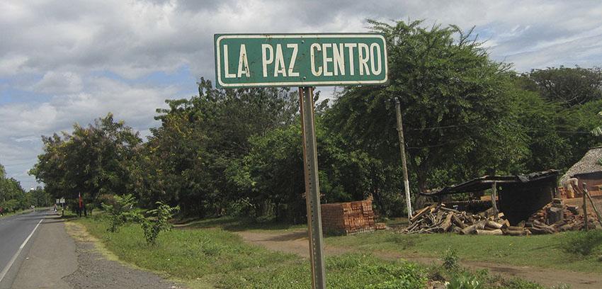 la paz centro leon
