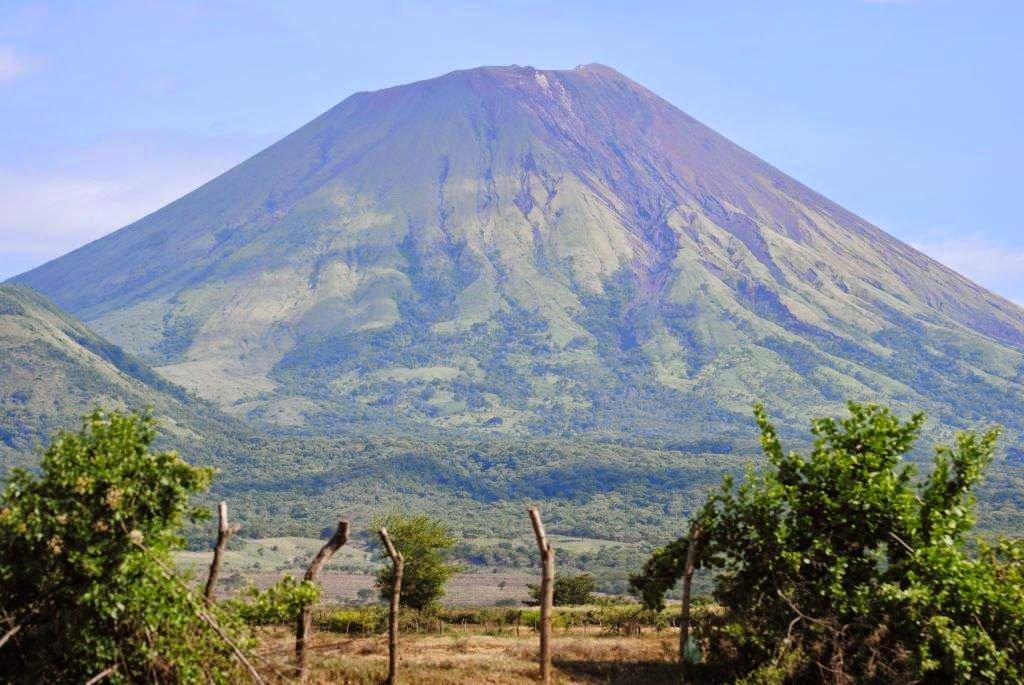 volcan san cristobal nicaragua